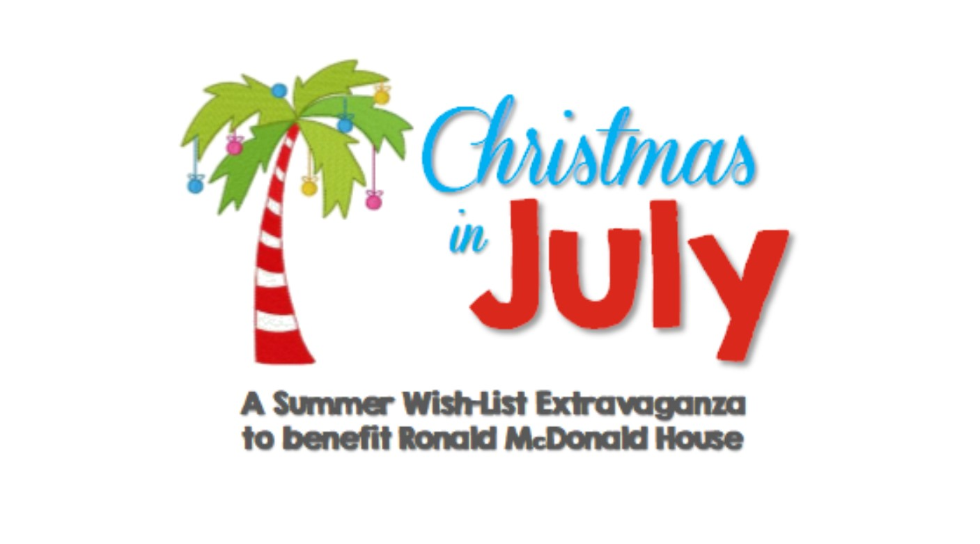 Christmas In July Ronald Mcdonald House Of Durham Amp Wake